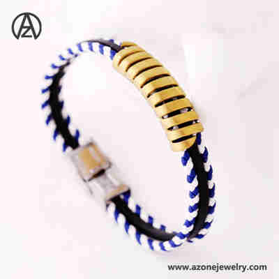 Latest Leather Bracelet for Men