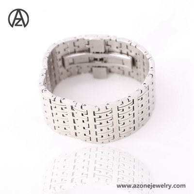 Fashionable Stainless steel bracelet Clasp for Gift