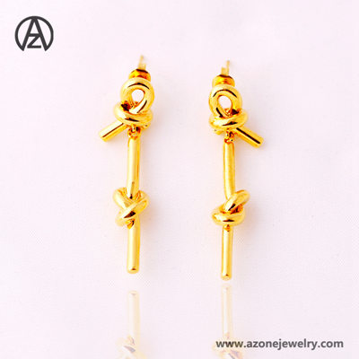 fashionable design stainless steel earring for women