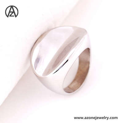 stainless steel blank ring