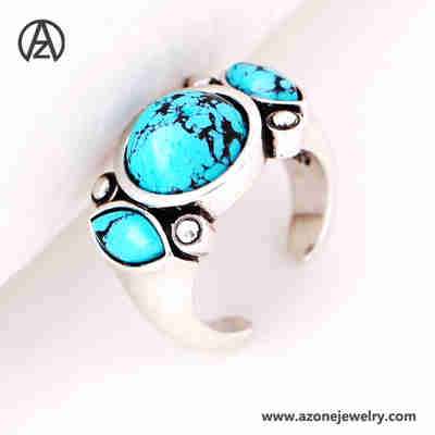 316l fashion jewelry ring